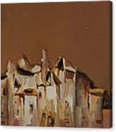Motives From Belogradchik Canvas Print