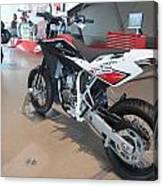 Motorbikes 1 Canvas Print