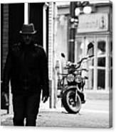 Motorcycle Diaries  Canvas Print