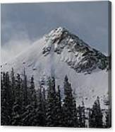 Mount Crested Butte 3 Canvas Print
