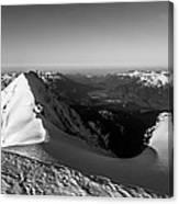 Mount Garibaldi Summit  Canvas Print