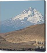 Mount Hood Canvas Print
