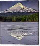 Mount Hood Reflections Canvas Print