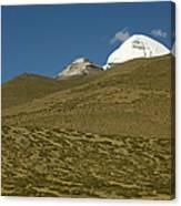 Mount Kailash Canvas Print