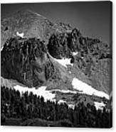 Mount Lassen Canvas Print