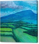 Mount Leinster Ireland Canvas Print