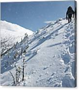 Mount Madison - White Mountains New Hampshire Usa Canvas Print