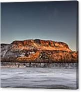 Mount Mckay Canvas Print