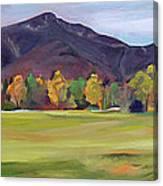 Mount Osceola New Hampshire Canvas Print