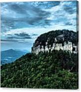 Mount Pilot Canvas Print