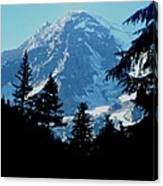 Mount Rainier 14 Canvas Print