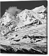 Mount Ruapehu Canvas Print