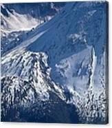 Mount Saint Helens Cauldera  Canvas Print