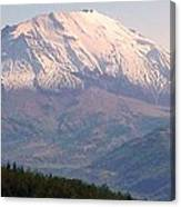 Mount Saint Helens Spirit Canvas Print