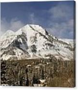 Mount Timpanogos Panorama Canvas Print