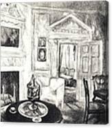 Mount Vernon Original Canvas Print