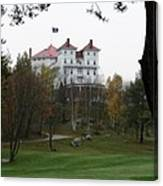 Mount Washington Hotel - Bretton Woods Canvas Print