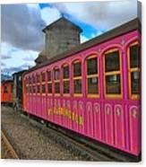 Mount Washington Railway Canvas Print