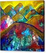 Mountain 120927-3 Canvas Print