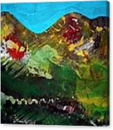Mountain 130125-1 Canvas Print
