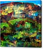Mountain 130125-4 Canvas Print