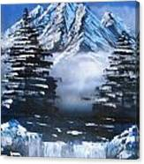 Mountain Air Canvas Print