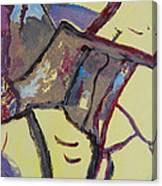 Mountain Antelope Canvas Print