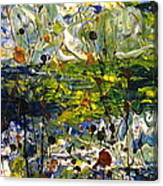 Mountain Creek Canvas Print