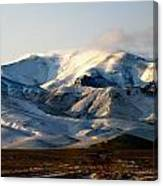 Mountain Gust Canvas Print