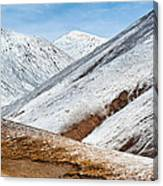 Mountain Canvas Print
