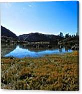 Mountain Marshes 3 Canvas Print