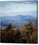 Mountain Vista II Canvas Print