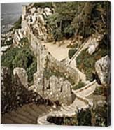 Mourish Castle Canvas Print