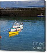 Mousehole Cornwall Canvas Print