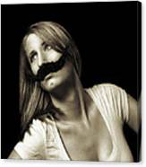 Movember Seventeenth Canvas Print