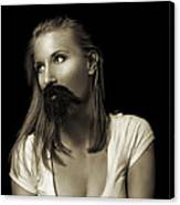 Movember Twentyninth Canvas Print