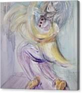 Mr Bojangles Canvas Print