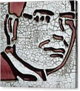 Mr Joe Canvas Print