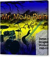 Mr Mojo Risin Canvas Print