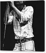 Bad Company Live In 1977 Canvas Print