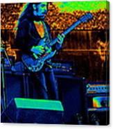 Mrdog #20 In Cosmicolors Canvas Print