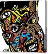Mr.khem Canvas Print