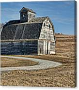 Mrs. Green's Barn Canvas Print