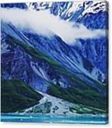 Mt. Barnard Shoreline 4 Canvas Print