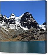Mt Condoriri Panorama Canvas Print