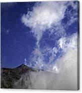Mt. Etna  Canvas Print