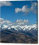 Mt. Everest And Himalaya Canvas Print