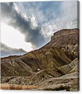 Mt. Garfield - Special Edition Canvas Print