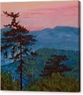 Mt. Greylock Canvas Print