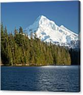 Mt Hood And Lost Lake Canvas Print